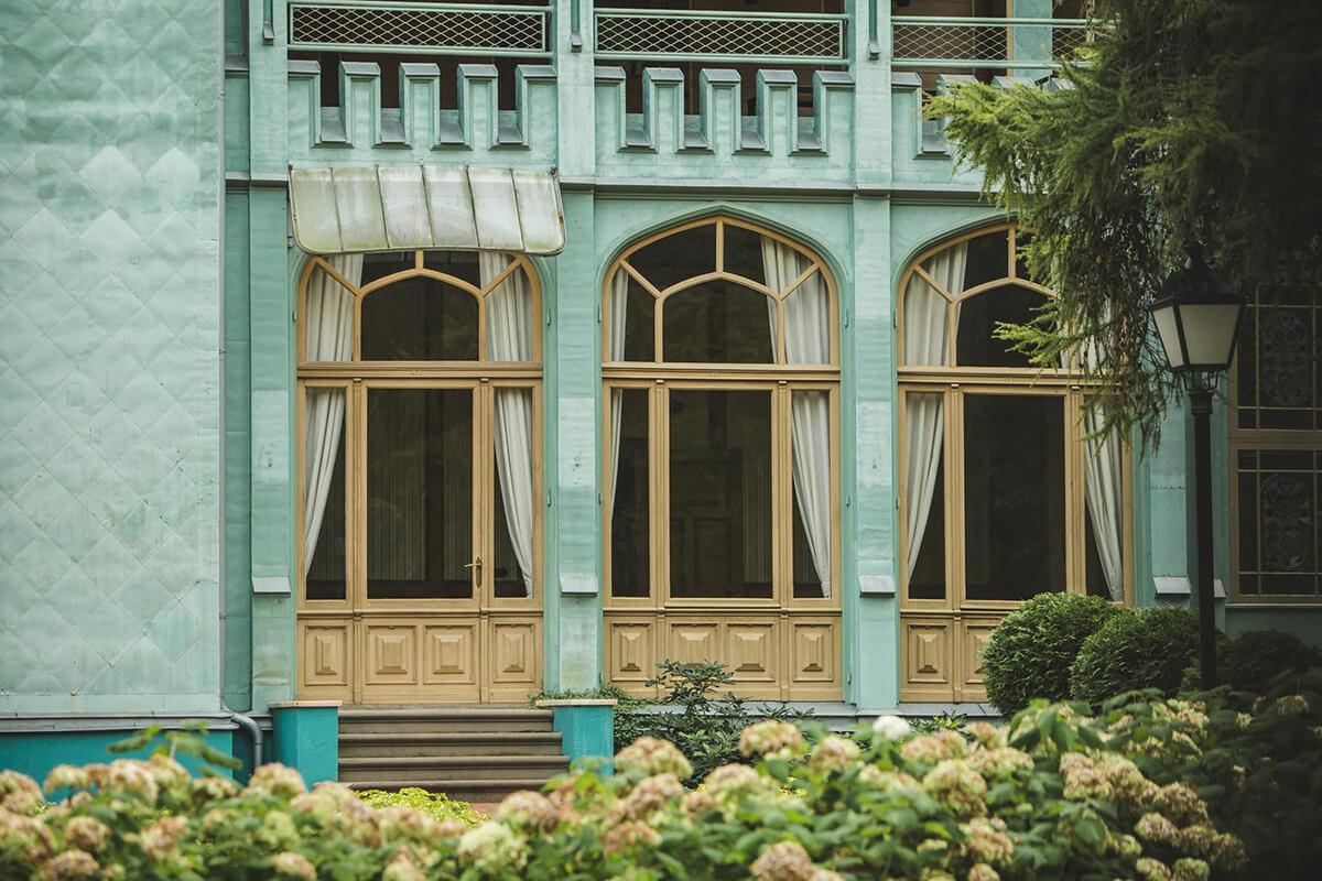 Vackra fasader