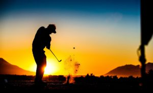 The Arctic Open - Midnattsgolf på Island @ Akureyri Golf Club   Akureyri   Island