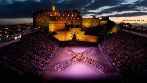 Royal Edinburgh Military Tattoo @ Edinburgh | Scotland | Storbritannien