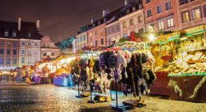 Warszawa julmarknad @ Stare Miasto | Stare Miasto | Greater Poland Voivodeship | Polen