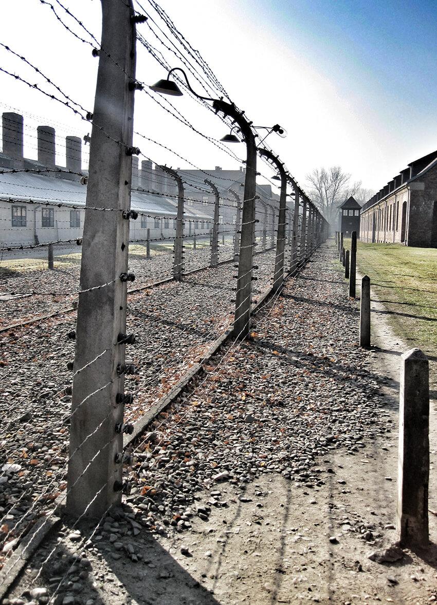 Vi arrangerar guidade utflykter och turer till Auschwitz-Birkenau