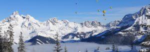 Hot Air Balloon week @ Filzmoos, Österrike