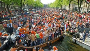 King's Day @ Holland