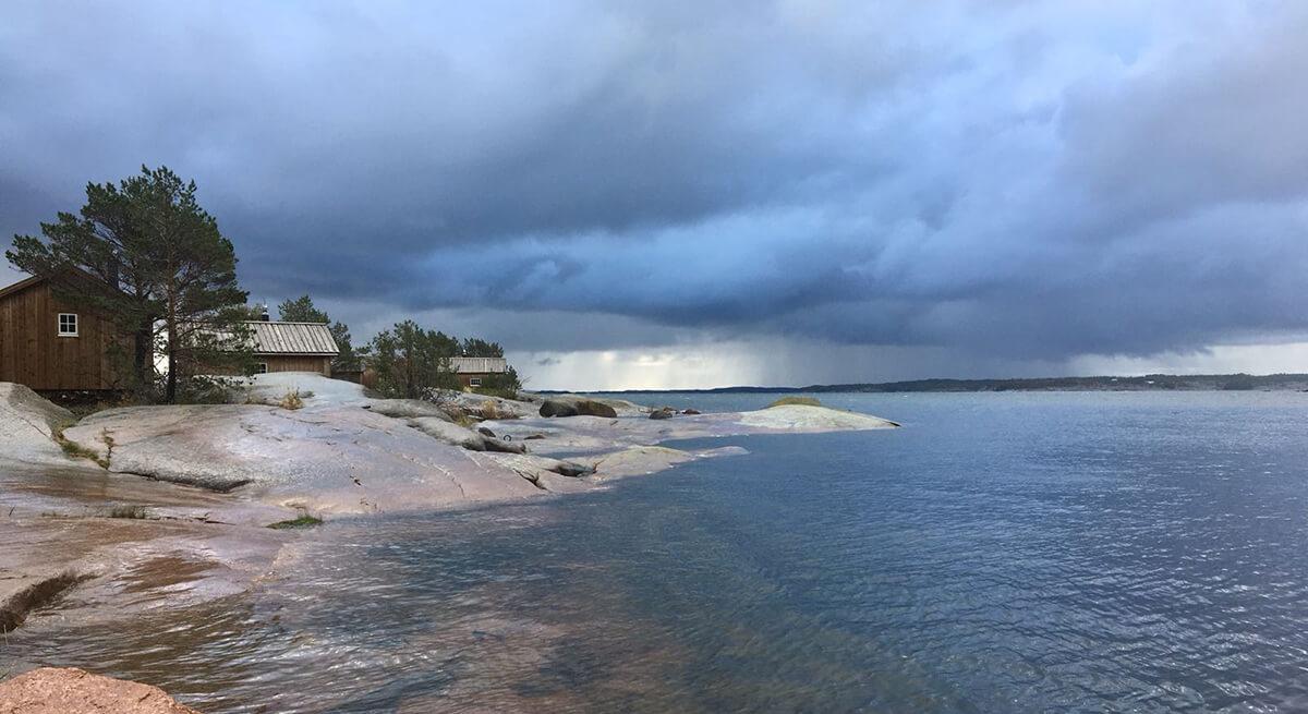 Konferens på Åland