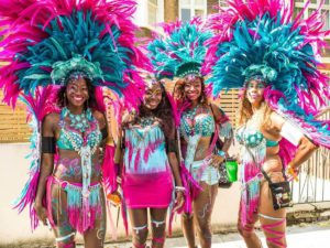 Notting Hill Carnival @ London