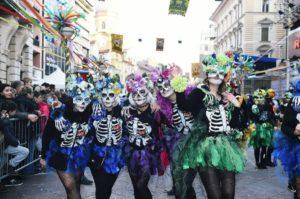 Karnevalen i Rijeka @ Rijeka, Kroatien