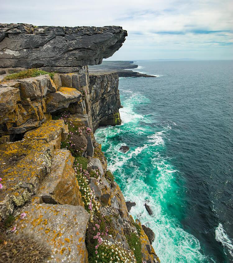 Klippa Irland