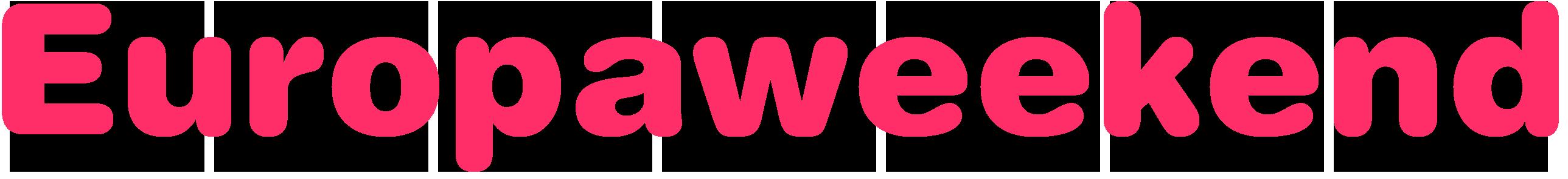 Europaweekends logga