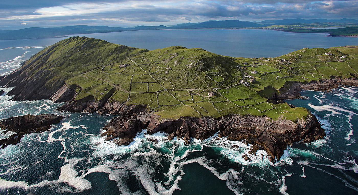 Ö på Irland