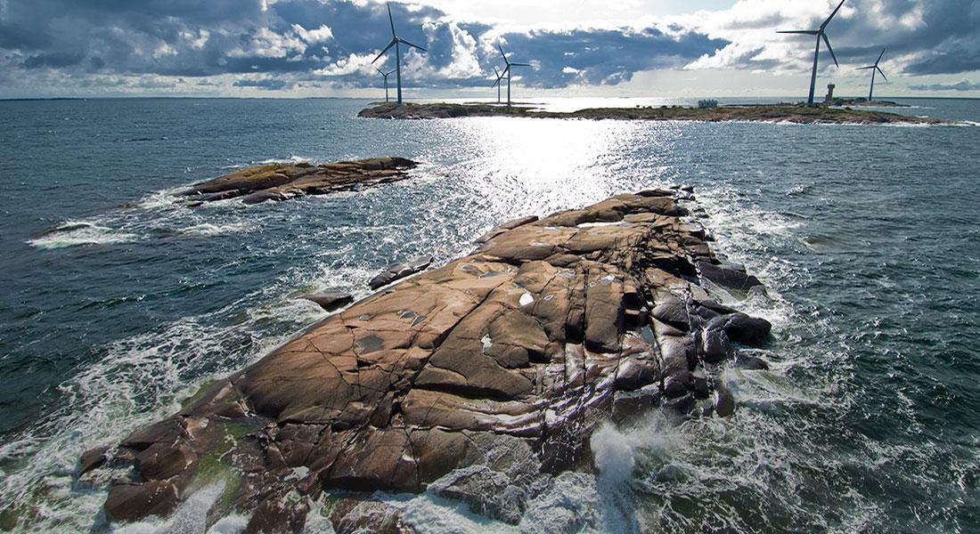 Konferens i vacker natur på Åland