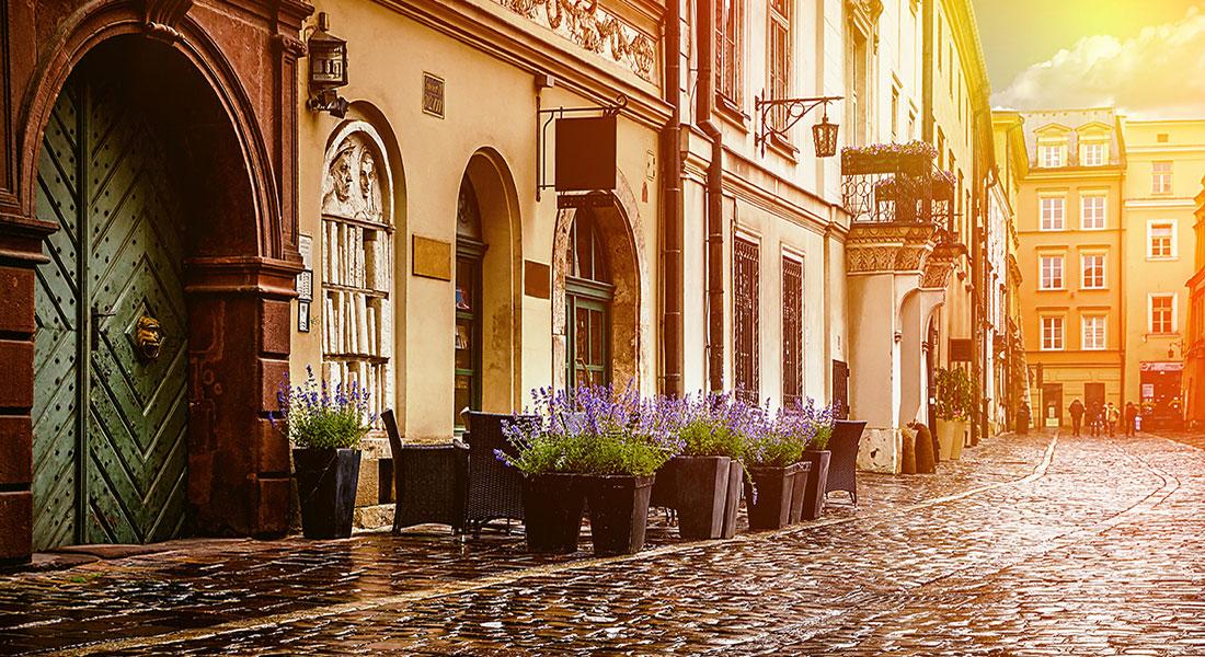 Krakow sevärdheter