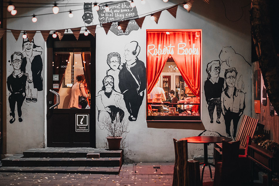 Bar i Riga