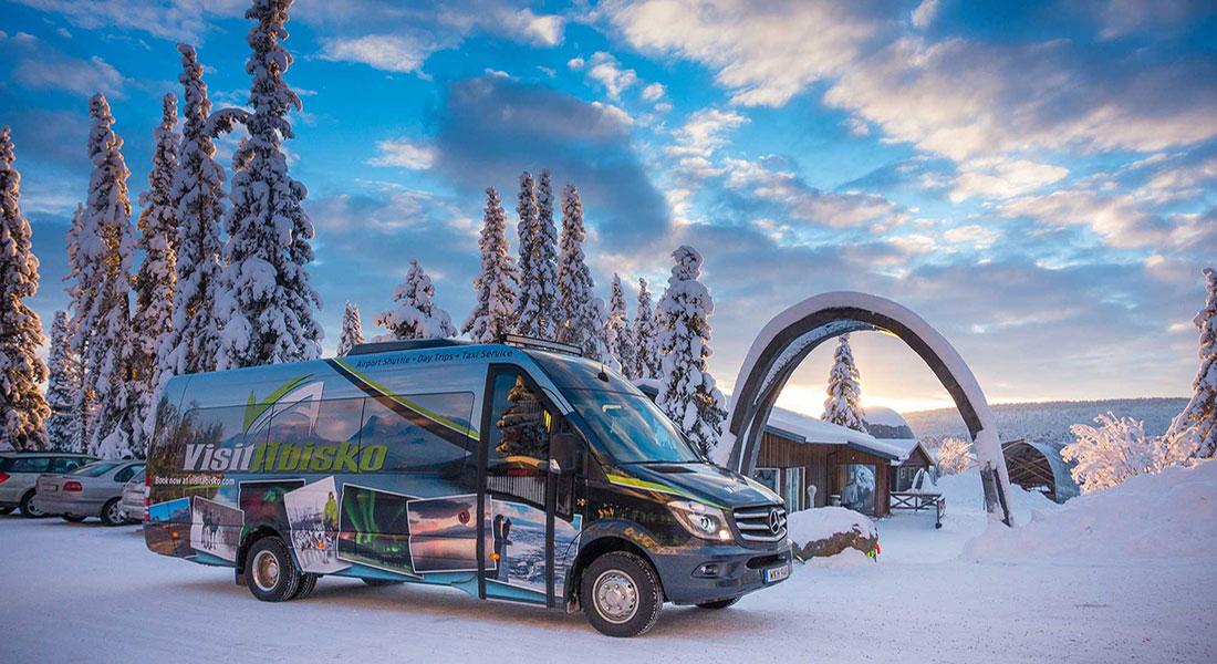 Företagsresor Lappland