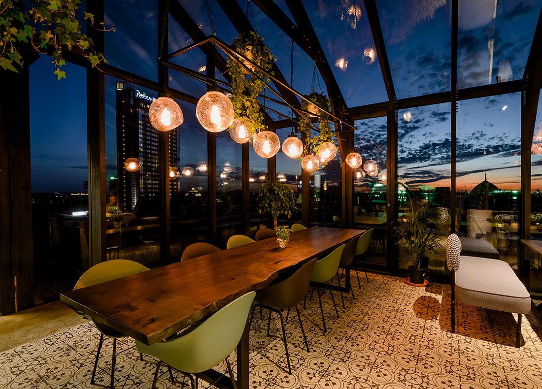 Galleria restaurang Riga
