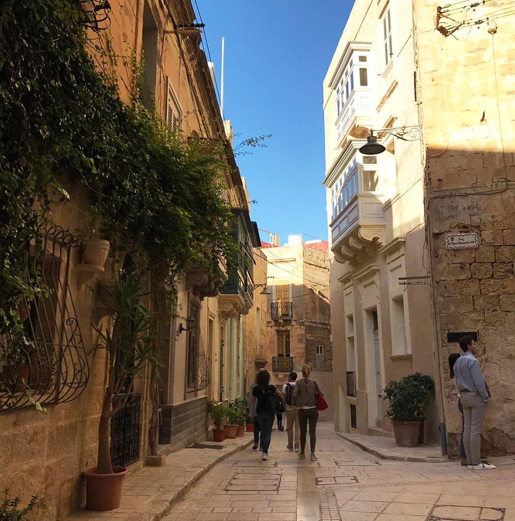 Shopping på Malta