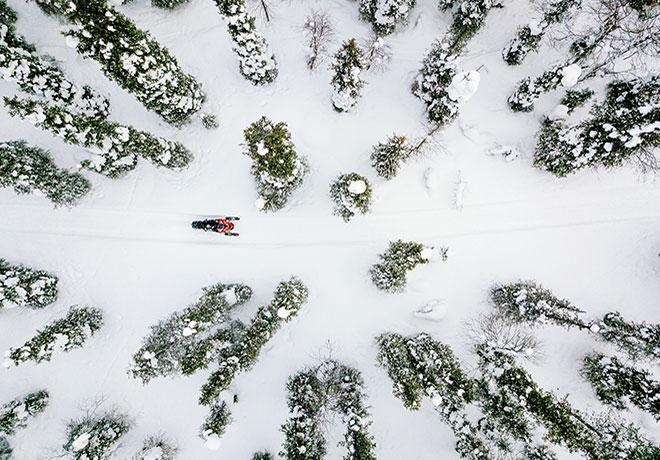 Kickoff Lappland