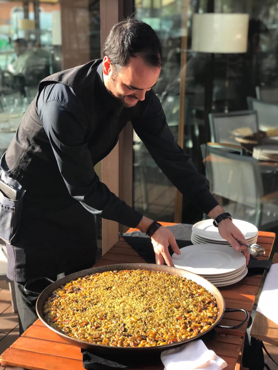 Matlagningskurs i Malaga