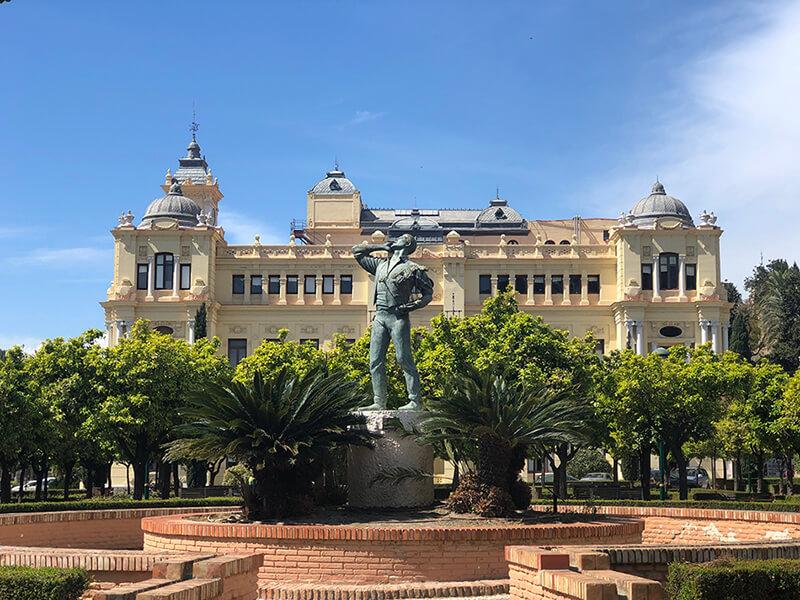 Sevärdheter i Malaga