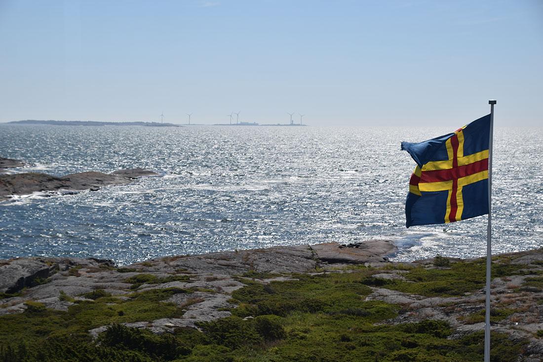 Åländska flaggan