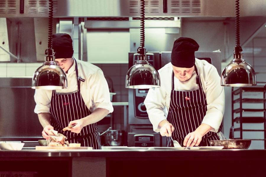 Matlagningskurs med kockar på Åland