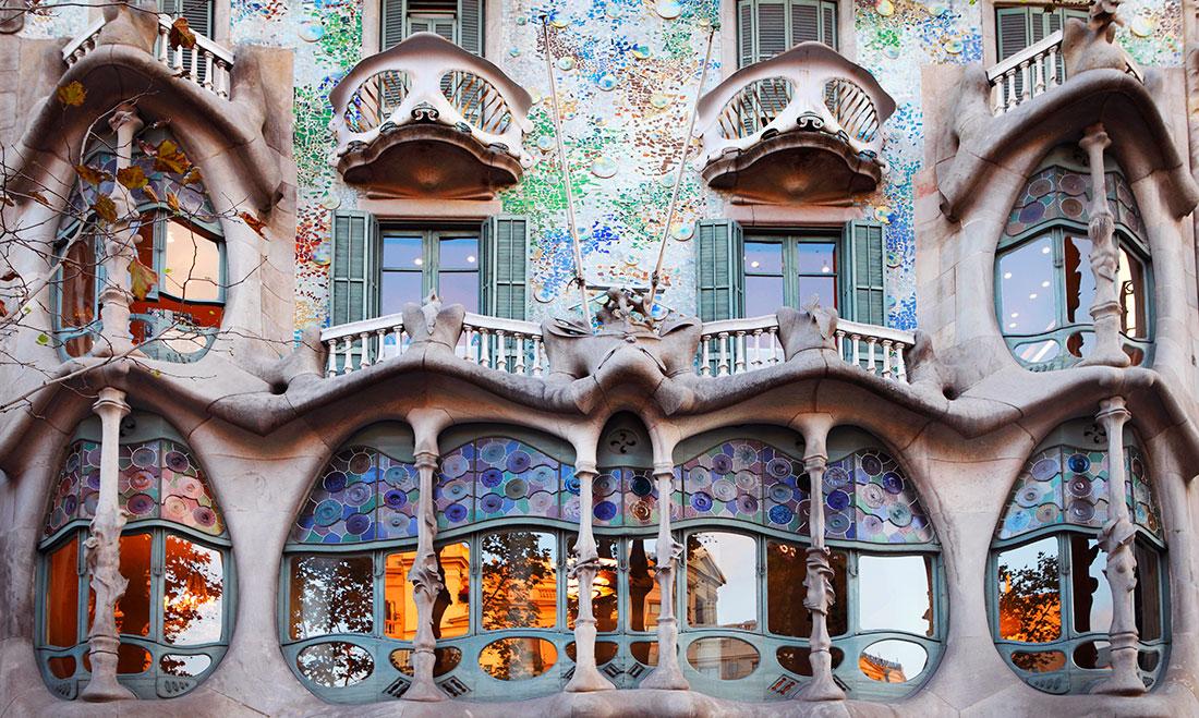 Att göra i Barcelona