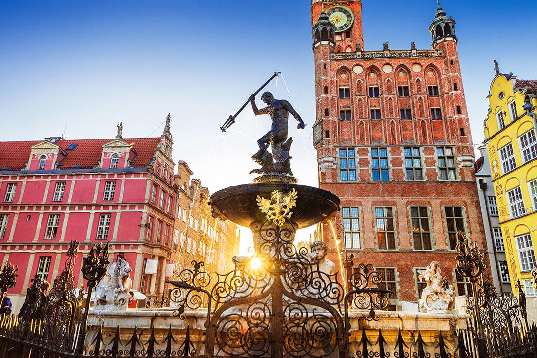 Konferens och kickoff i vackra Gdansk