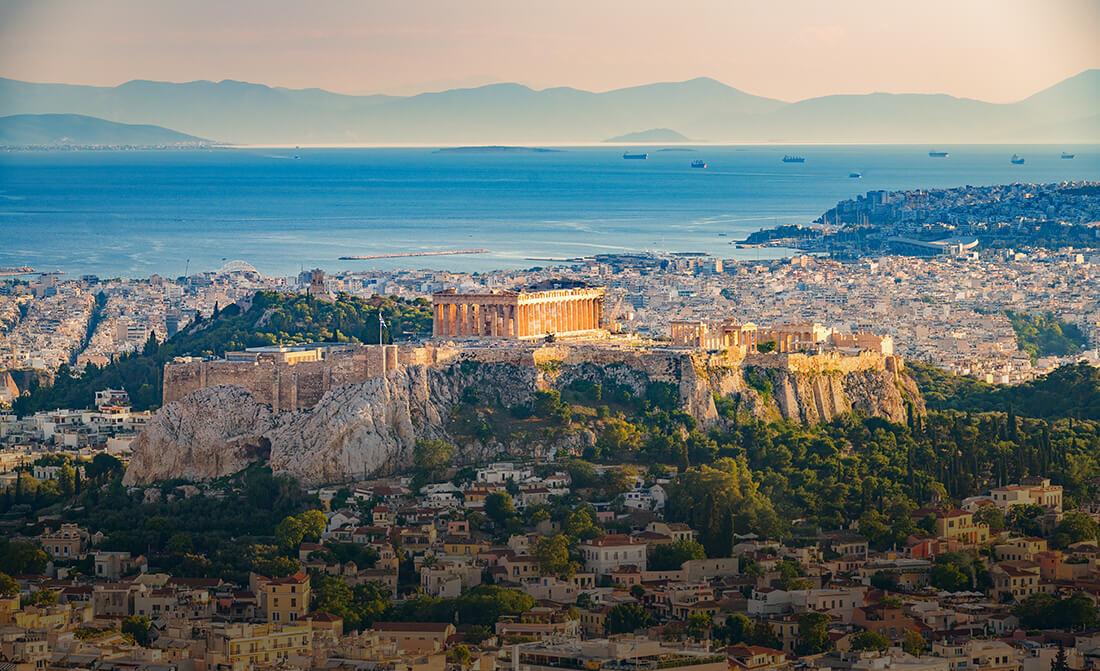 Företagsresor till Athen